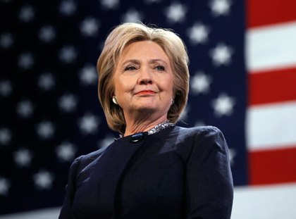 Vote for hopeful, inclusive, big-hearted America, urges Hillary