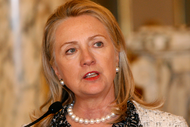 US nudged India to 'Look East': Hillary Clinton