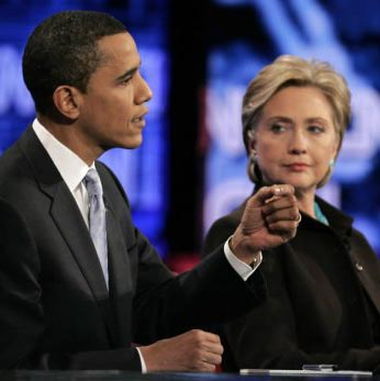 Hillary Clinton, Barack Obama still 'top most admired' people in US