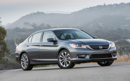 Honda Accord is the world's most stolen car, yet again!