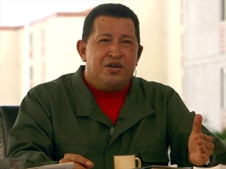 Chavez says US could have developed technology to give Latin America leaders cancer