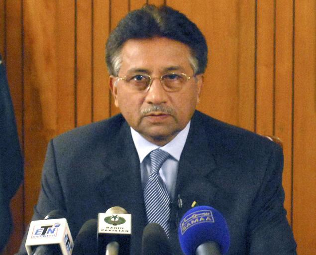 Musharraf vows to repeat his actions if ever back to power in Pak