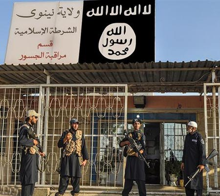 'US-led international coalition will destroy Islamic State'