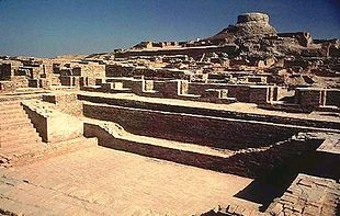 Climate change linked to Indus civilization decline 4,100 years ago