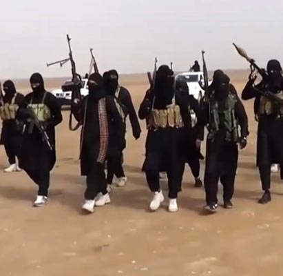 Islamic State group an online threat: Authorities