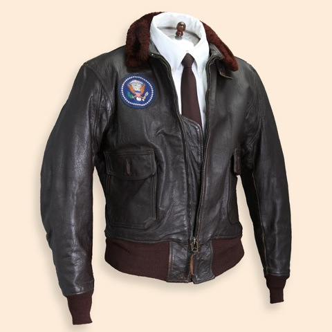 JFK's bomber jacket fetches $570K at auction