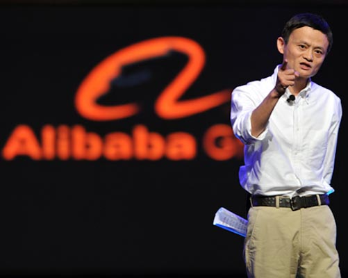 China's richest man Alibaba's Jack Ma's biopic in work?