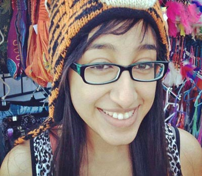 Indian-American student's body found in her car