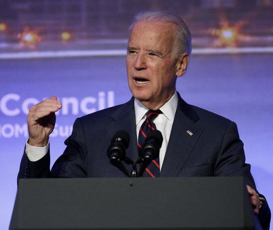 Biden still trying to decide whether or not to enter presidential race