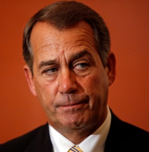 US Republican fears 'attack on family' for voting against House Speaker Boehner