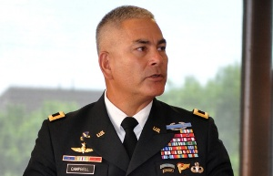 Top US commander in Afghanistan makes rare visit to India