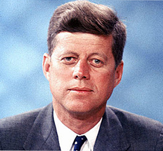 John F Kennedy's WWII letters sell at auction