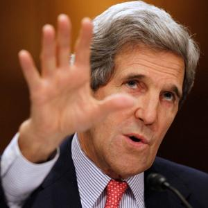 US Secretary of State John Kerry calls on 'fugitive' Snowden to man up, return back