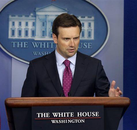 White House Press Secretary, Josh Earnest