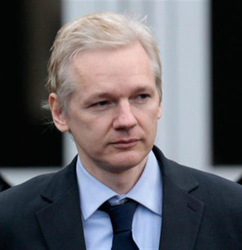 Assange doesn't think Obama 'wears the pants' when it comes to controlling intelligence