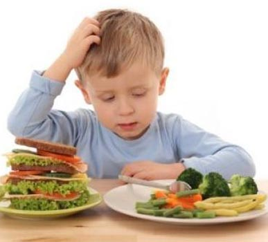 Kids with difficult eating habits may have psychological issues