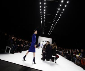 Lacoste wows Fashion Week crowd with winter collection