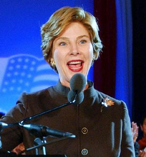 Laura Bush 0 insulting pictures of laura bush. And what does this have in relation to ...