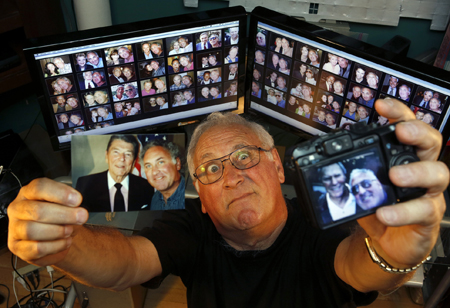 Meet the man who claims to be 'selfie inventor'