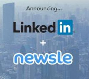 Linkedin acquires Newsle to bolster professional connectivity