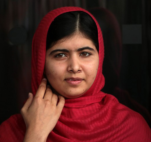 Malala Yousafzai admits to not owning mobile phone