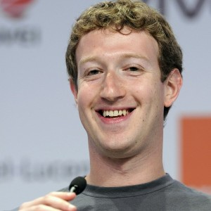 Facebook founders named world's youngest billionaires