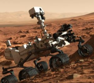 NASA spells out Mars Curiosity Rover's success story in first Martian year