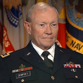 General Martin Dempsey
