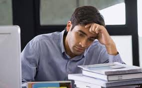 Men stress about work while women worry about life