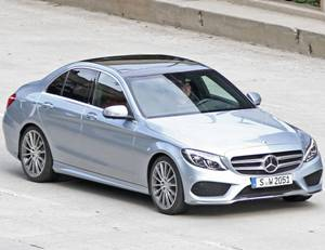 Mercedes-Benz 2015 C-Class to have driverless technology for managing traffic jams