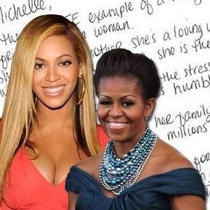 Michelle Obama wishes she was Beyonce