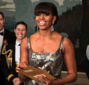 Michelle Obama's surprise cameo at Oscars draws conservative criticism