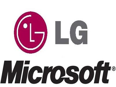 Microsoft reaches patent deal with LG