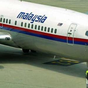 Missing Malaysian jet carrying 239 people suspected to have run out of fuel