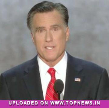 Romney delivers concession speech after conceding to Obama