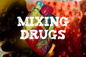Mixing drugs, herb remedies can damage health