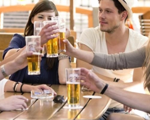 Cheers! Moderate alcohol consumption boosts immunity