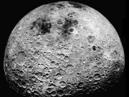 Cartoon Moon Surface Moon Surface