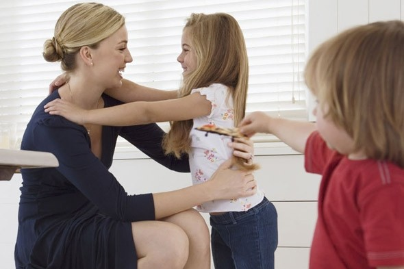Mum's advanced age `doesn't harm kids` health later in life`