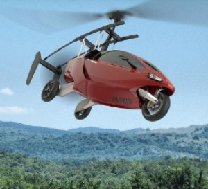 'Harry Potter' type flying car maybe reality by 2050