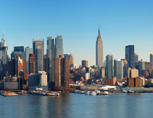 New York tops 'most livable city' list for under-35s