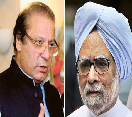 Manmohan, Sharif set to talk peace in shadow of terrorism