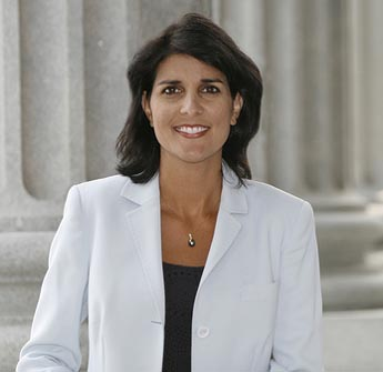 Nikki Haley launches her re-election campaign