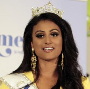 Miss America Nina Davuluri to join White House Easter Egg Roll