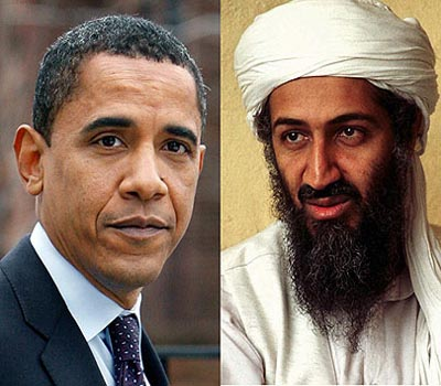 Osama plotted to kill Obama : reports