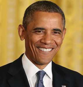 President Obama welcomes PM Modi at White House, says Khem Cho Mr PM