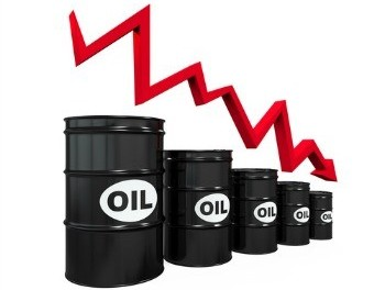 Oil prices decline