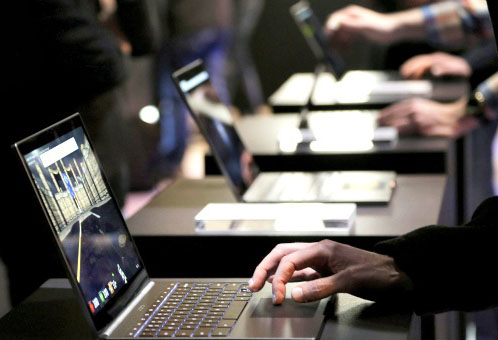 Global PC market set for revival following growth of 1 percent in Q4 2014