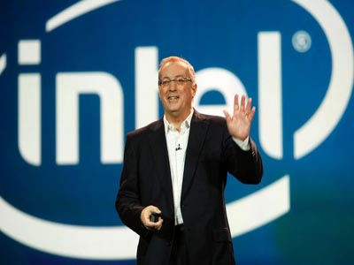 Intel CEO to retire next year