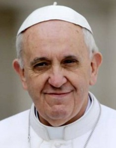 Pope Francis tops Fortune's 'World's 50 Greatest Leaders' list